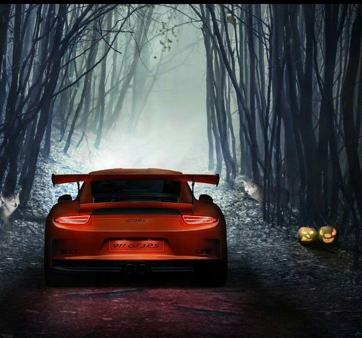 Porsche, Car, Porsche 911 Gt