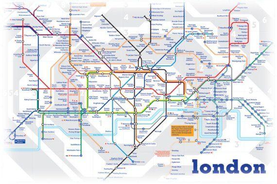 london underground metro system t shirt by hotmonkeygraphics 1699