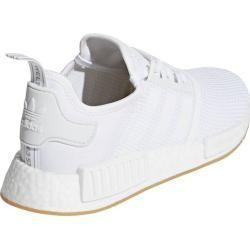 Photo of Adidas Herren Nmd_r1 Schuh, Größe 42 In Ftwwht/ftwwht/gum3, Größe 42 In Ftwwht/ftwwht/gum3 adidas