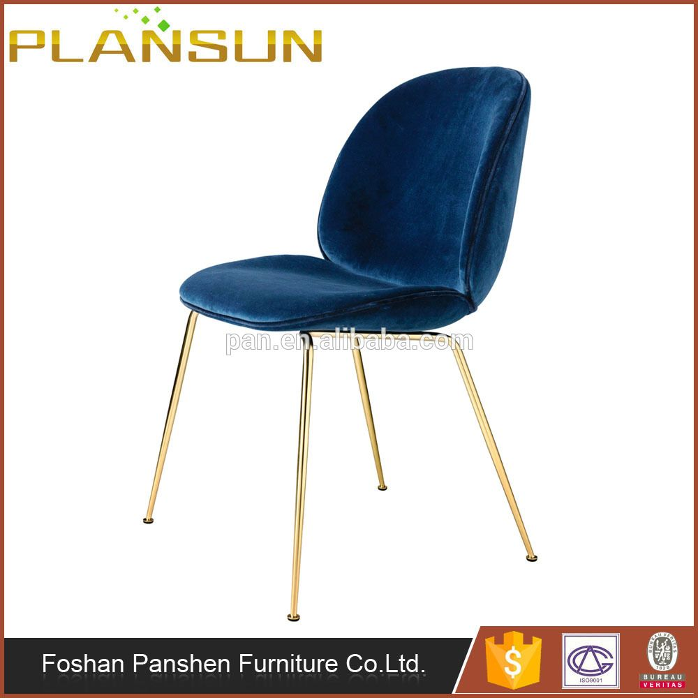 Danish design replica furniture gubi golden beetle chair for Danish design furniture replica uk