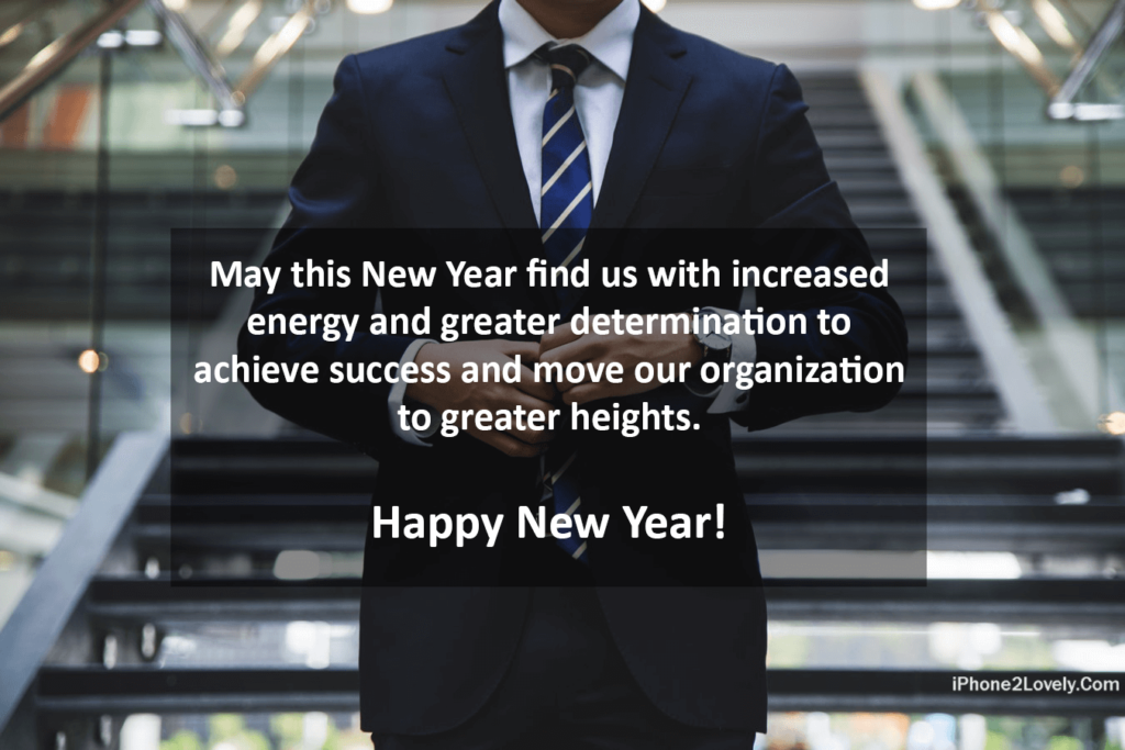 25 New Year 2020 Wishes for Office Colleagues & Staff