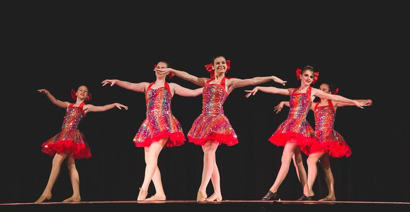 Allegro Dance Studio Lessons Flapper Dress Fashion Flapper
