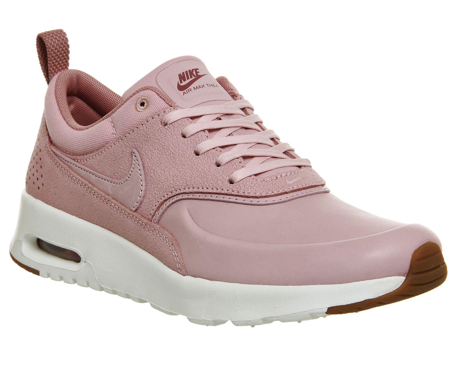 design de qualité 4470b 02013 Nike Air Max Thea Pink Glaze Sail Gum Prm | styles n such ...