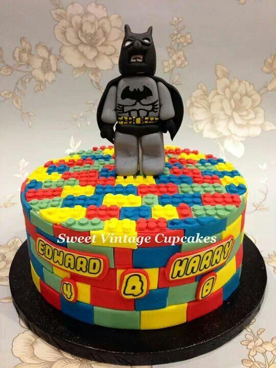 Lego Batman Cake Party Planning Pinterest Lego Batman Cakes - Lego batman birthday cake