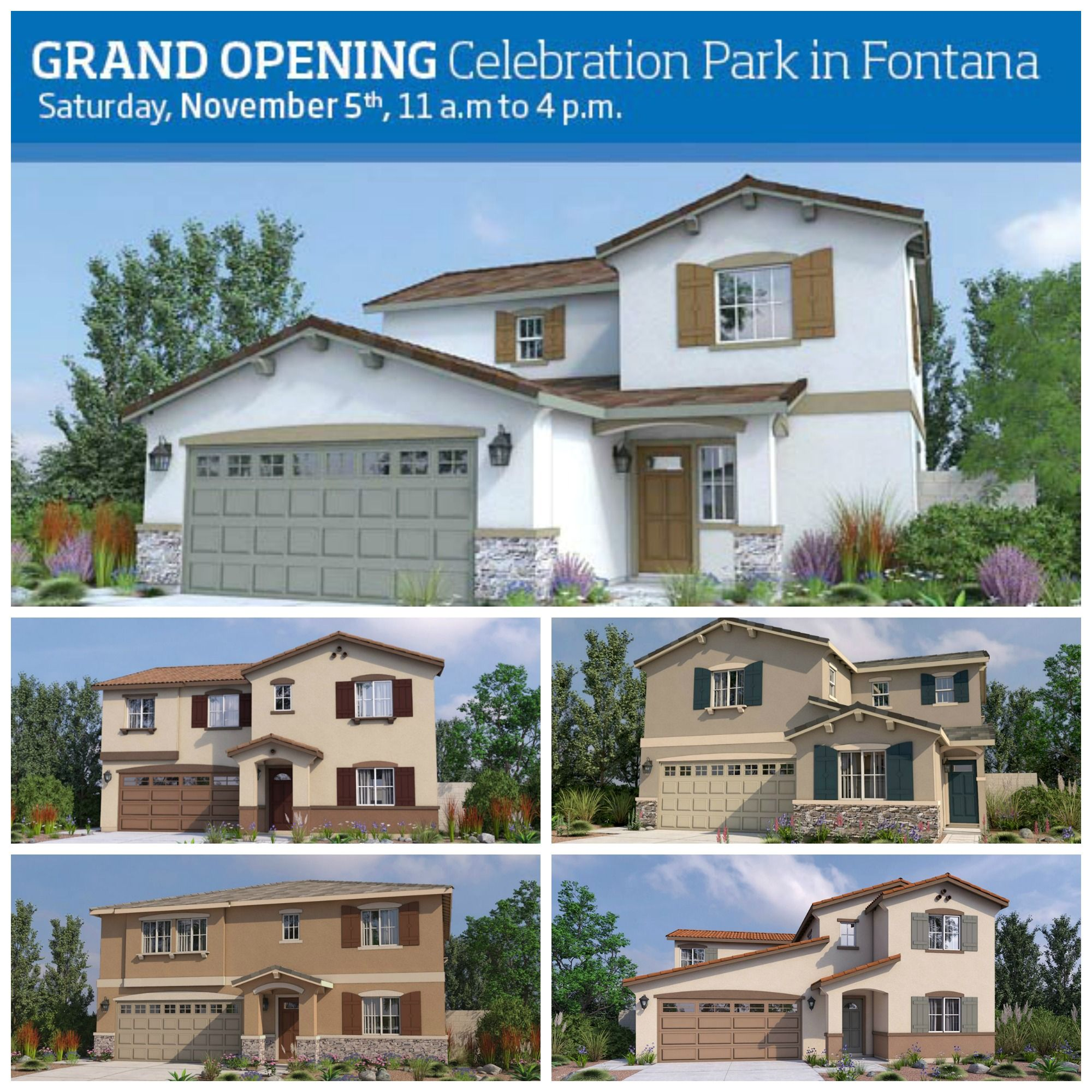 Save the Date for the Grand Opening of Celebration Park in Fontana