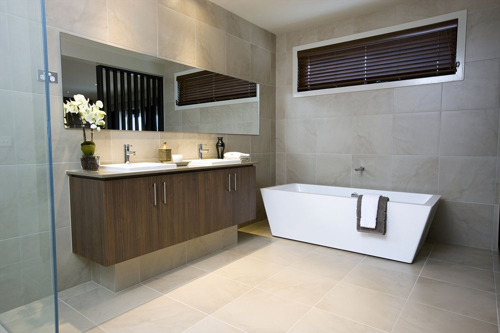 Bathroom Floor Inspiration : Modern bathroom floor tile design ideas