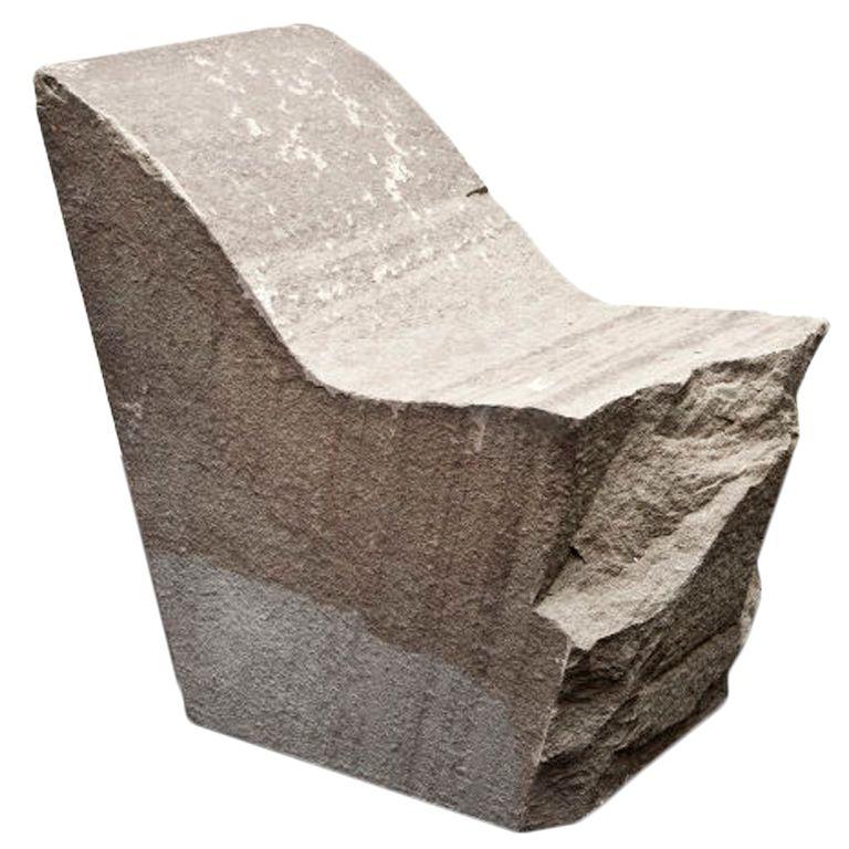 Max Lamb Stone Chair