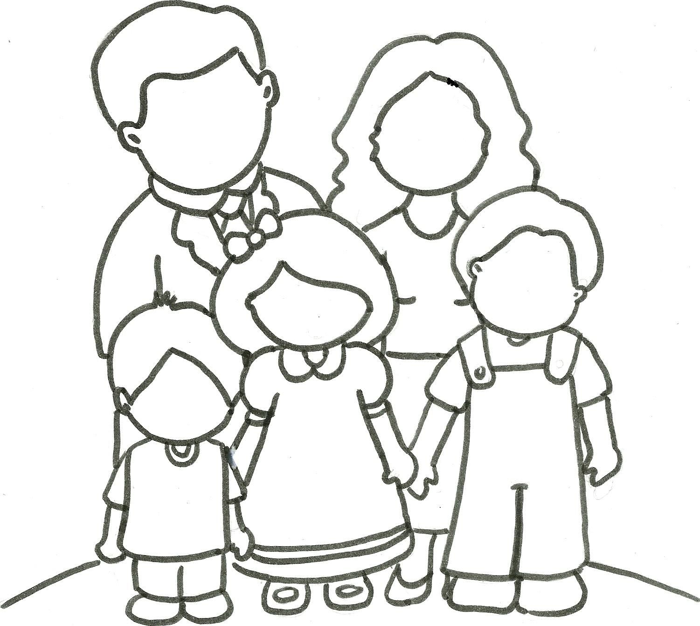 Resultado de imagem para dia da família atividades | Ingles | Pinterest