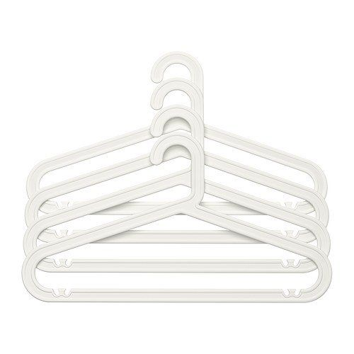 Ikea Kleiderbügel Holz ikea bagis clothes hanger white 4 pack ikea https amazon