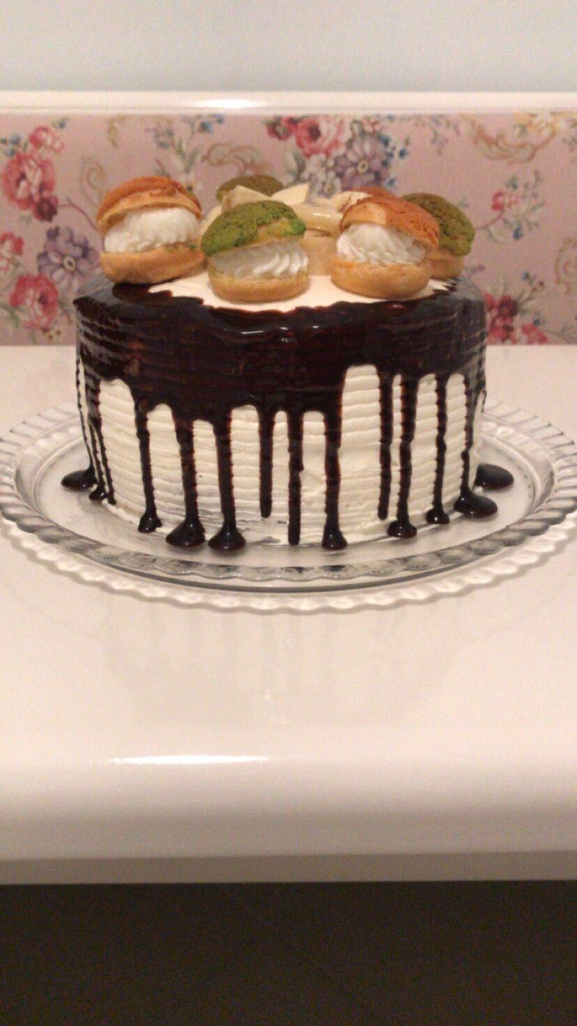 Baton Kekten Yaş Pasta Tarifi Videosu