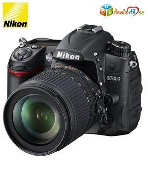 Nikon D7000 With Af S 18 105 Mm Vr Lens 16 2 Mp Dslr Camera Rs 42 888 Nikon D7000 Nikon Digital Slr