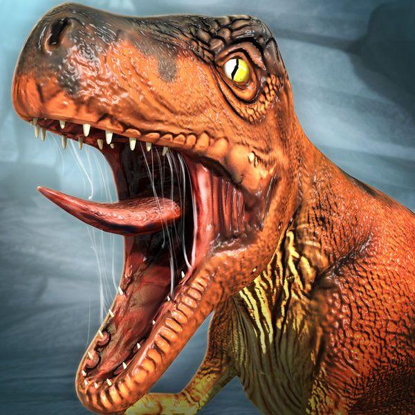 создань злой динозавр картинка болт бурно отпраздновал