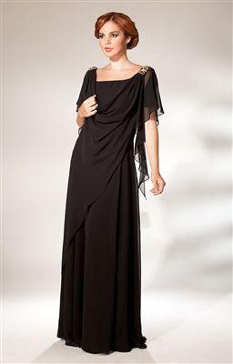 0156df334bed7 siyah-zayıf-gosteren-sunnet-annesi-giysisi-uzun-siyah-elbise ...