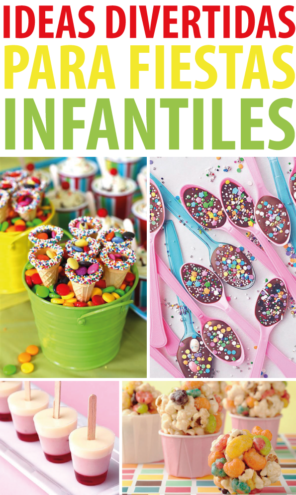 Ideas divertidas para fiestas infantiles tarjetas imp - Ideas divertidas para fiestas ...