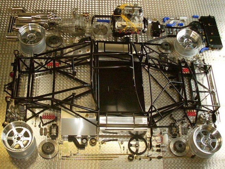 The Ultima Gtr Kit Cars Replica Kit Cars Gtr Car