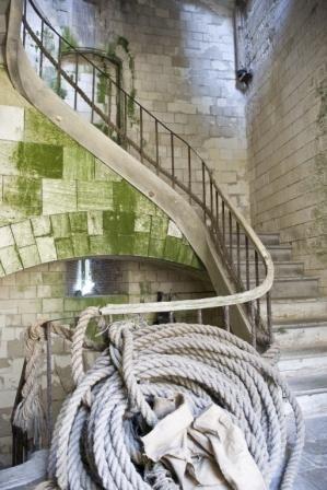 Belle prise de vue de l\'intérieur du Fort Boyard - Célèbre grâce au ...