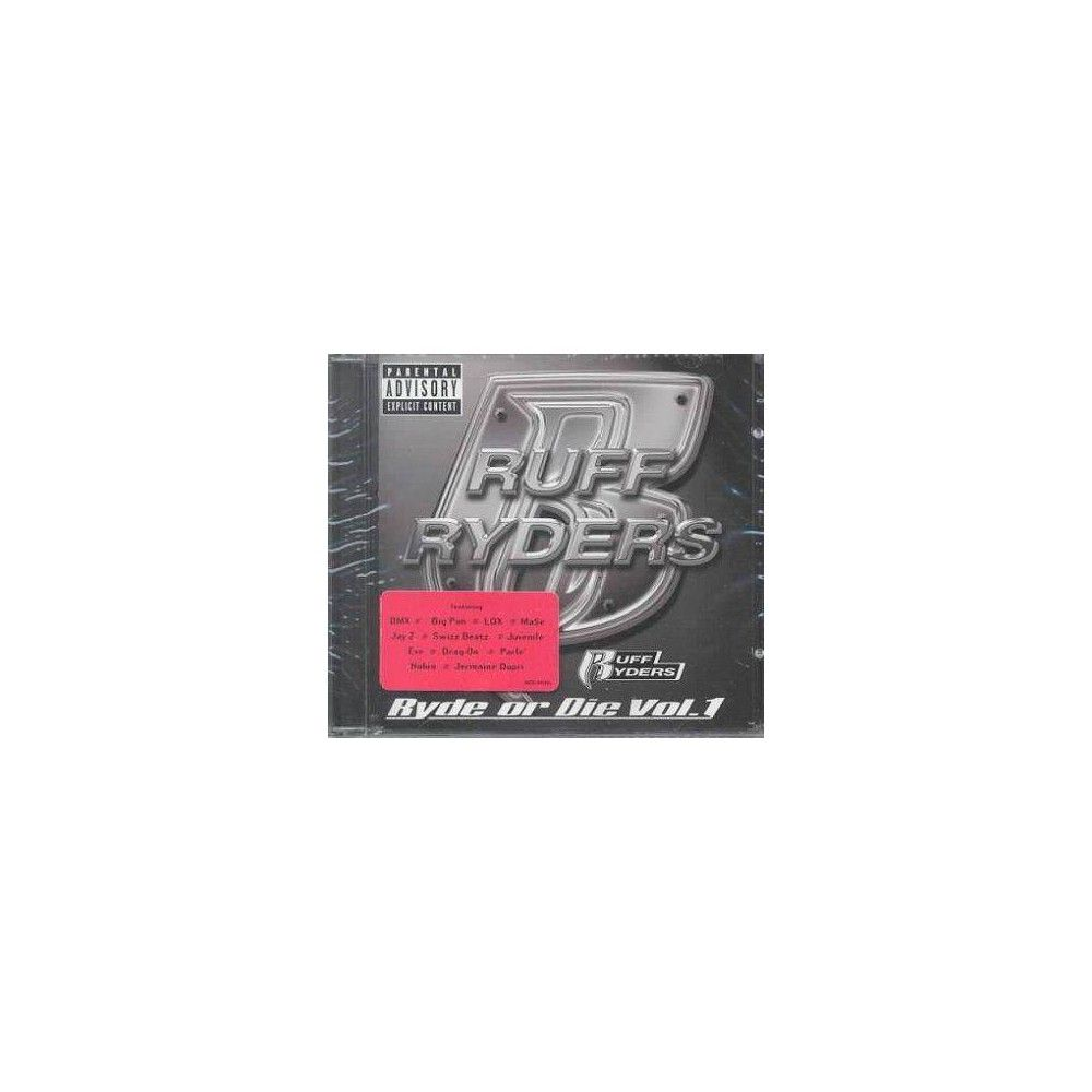 Ruff Ryders - Ryde Or Die Compilation Vol  1 (CD) | Products