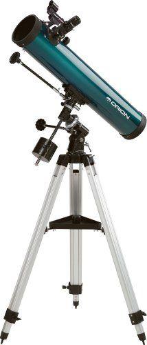 $50 Off the Orion SpaceProbe 3 Equatorial Reflector Telescope. Visit http://dealtodeals.com/orion-spaceprobe-equatorial-reflector-telescope/d18823/camera-photo/c45/