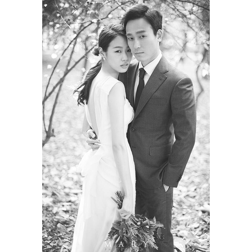 두분의 눈빛에 심장 폭격 당한 날 photo sooyoungohmarystudio