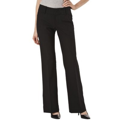 These Classic Black Dress Pants Are On Deep Sale At Targeti Cant