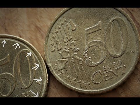 50 cent euro coin worth