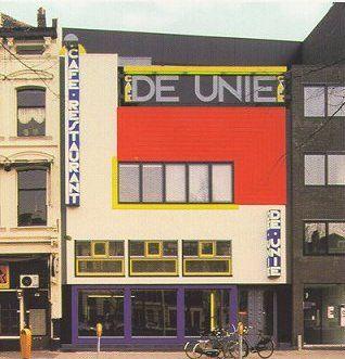 Genoeg Chapter 23 - De Stijl - Architecture - Cafe De Unie, 1924 - 1925 @IY72