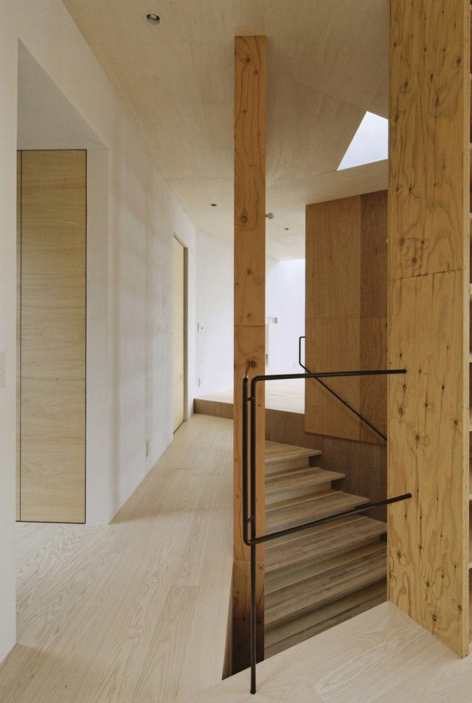 Krampon House / Shogo Aratani Architect & Associates