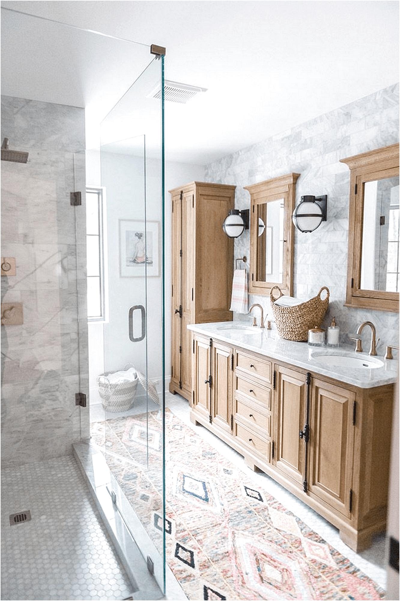 Master Bathroom Rugs Decorating Ideas In 2020 Rustic Bathroom Vanities Bathrooms Remodel Bathroom Design