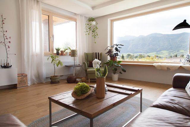 Vorher-Nachher: Mein Lieblingsraum - unser Wohnzimmer ♥ | Home ...