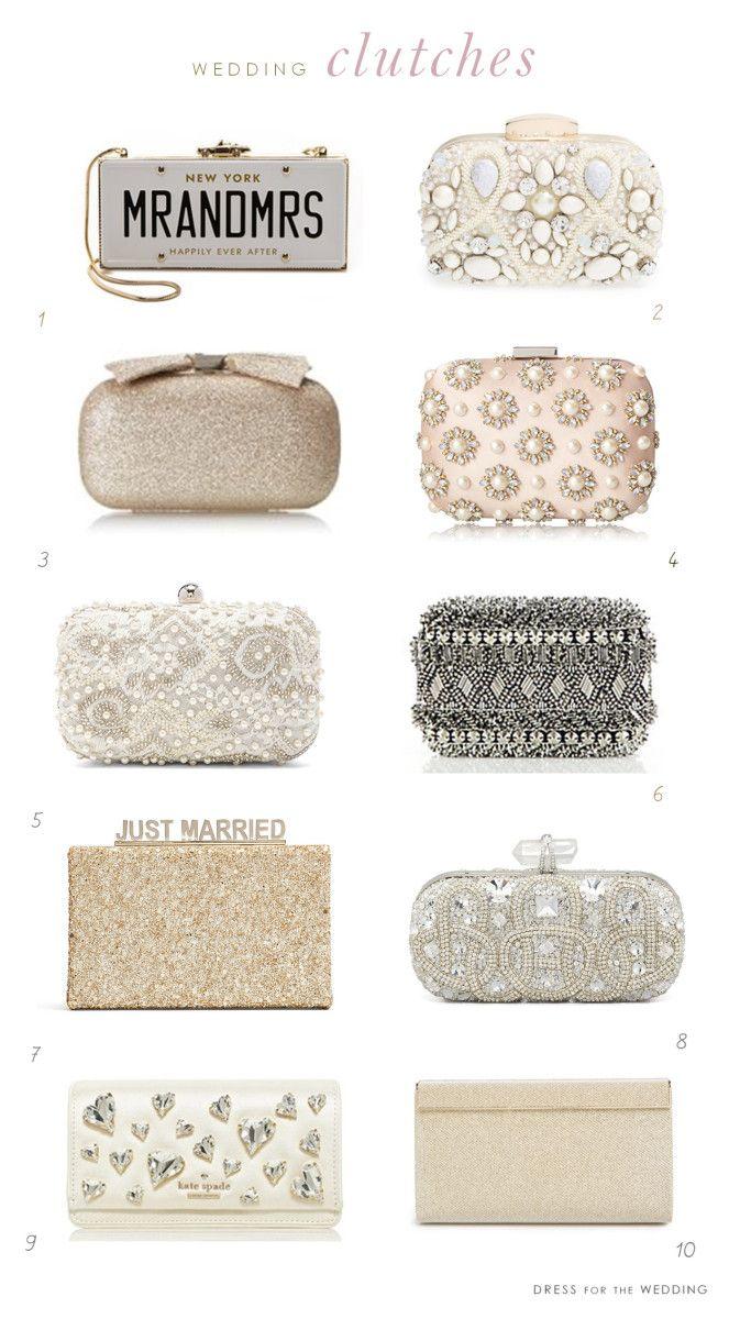 8d42e0e7cba Clutches for Weddings | Bridal Guide Wedding Community | Wedding bag ...
