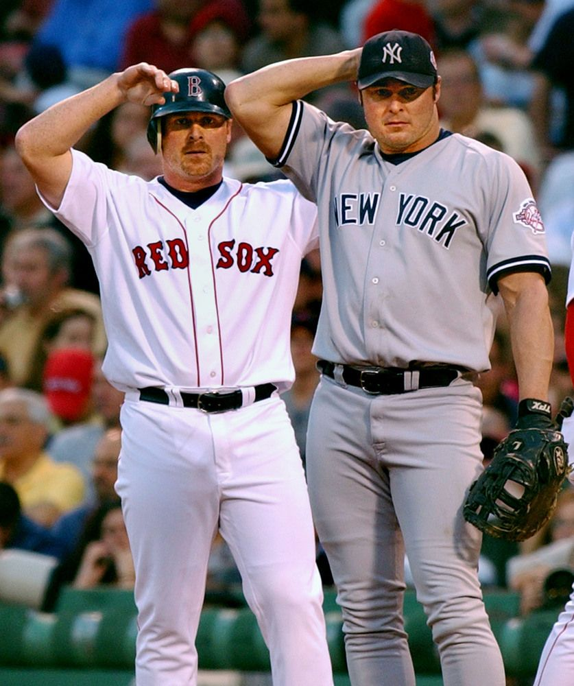 Look Sibling Rivals In Sports New York Yankees Jason Giambi Ny Yankees