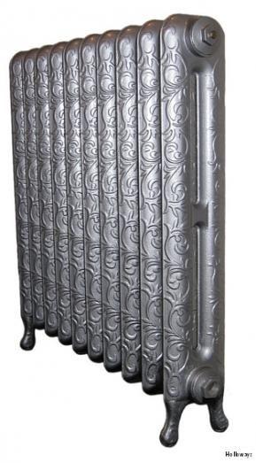 Nouveau cast-iron radiators, Patterned radiators, Cast-iron radiators, Radiators and heating, Holloways of Ludlow