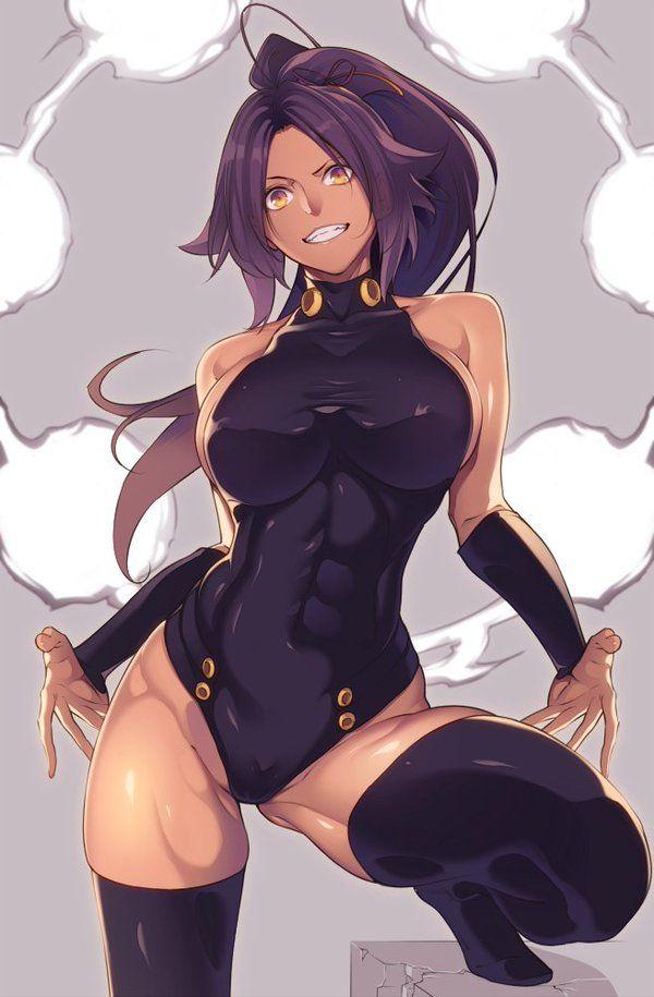 Bleach girls sexy