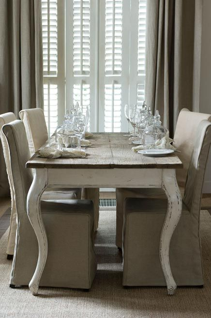 Simple & lovely   ~Divine Dining~   Pinterest   Dining, Room and ...