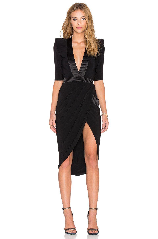 Zhivago Eye of Horus Dress in Black   REVOLVE   Fashion-Beauty ...