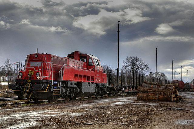 Guterbahnhof Euskirchen Train Explore