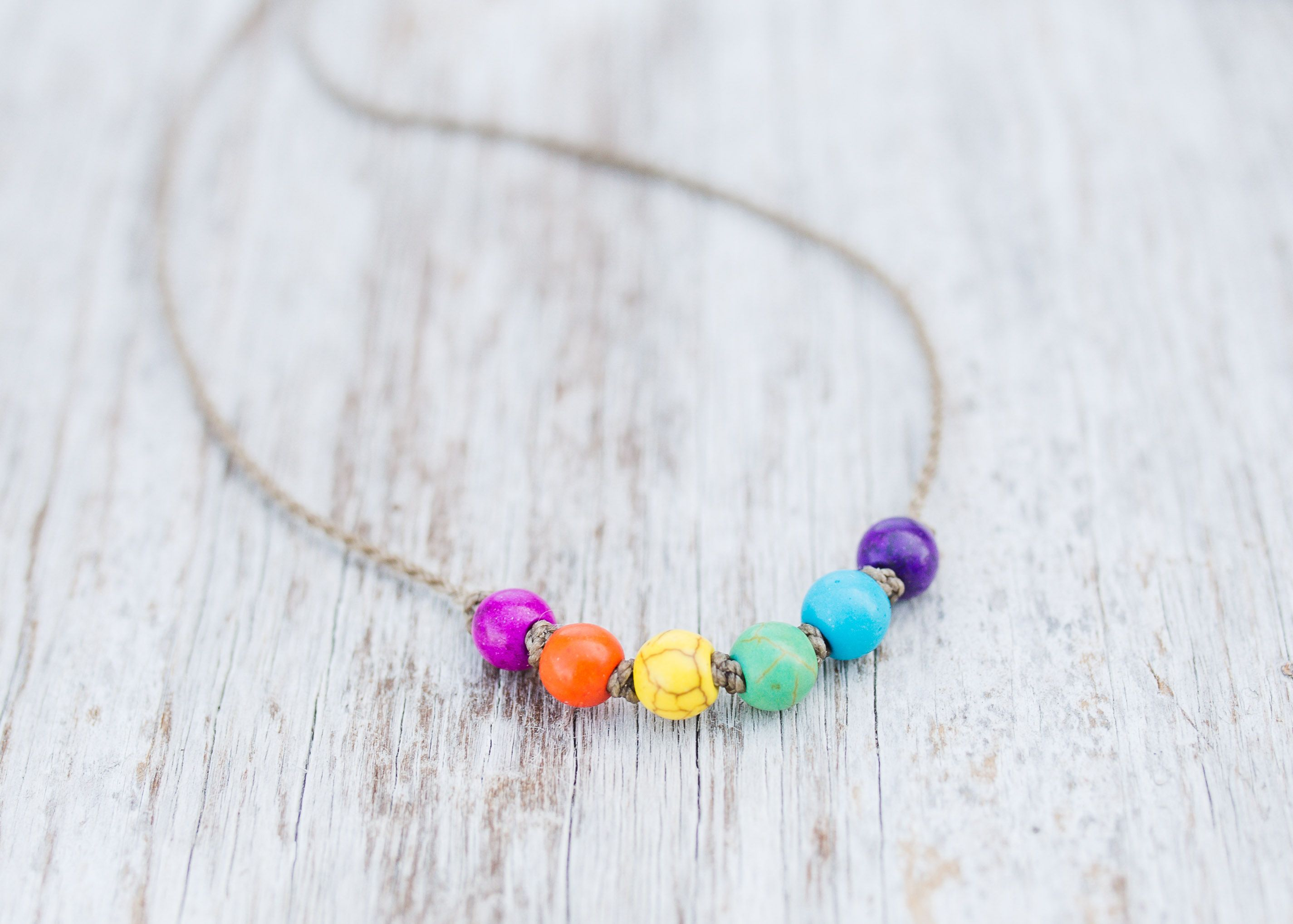 Colorful Tiny Knot Collection