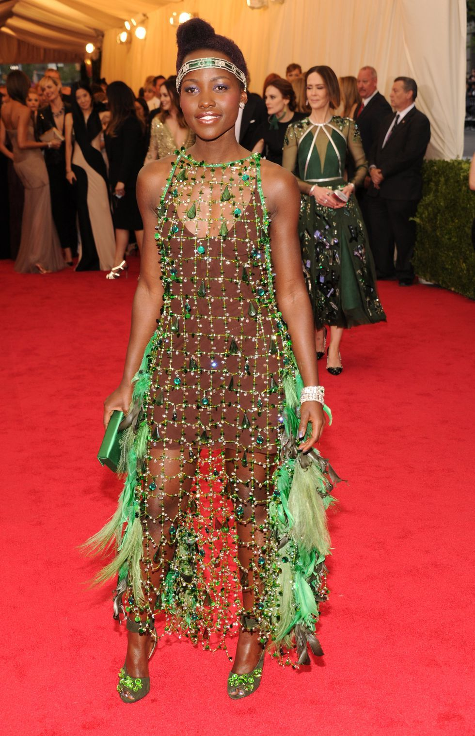 The Most Talked-About Dresses Ever Worn At The Met Gala ...