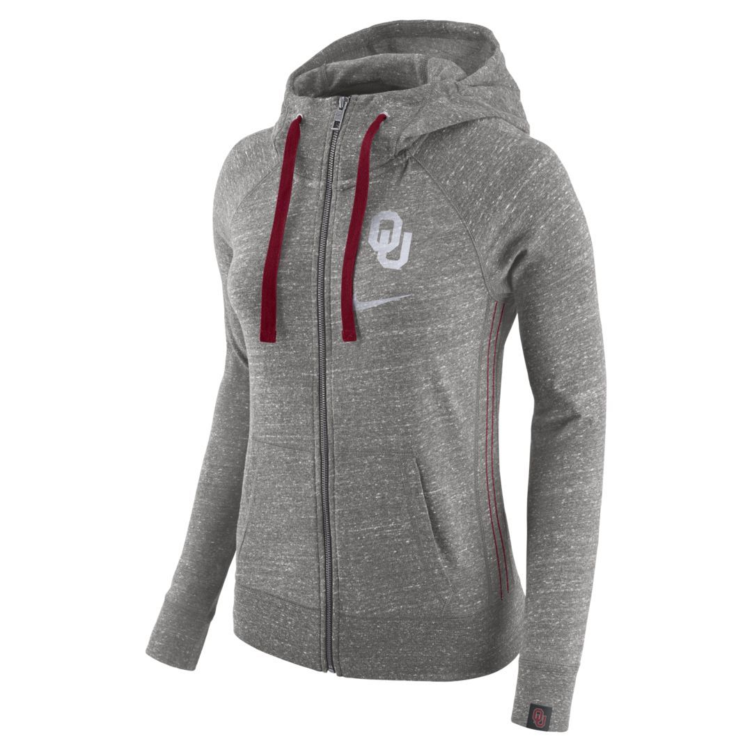 e0d8d641 College Vintage (Oklahoma) Women's Hoodie | Products | Nike women ...