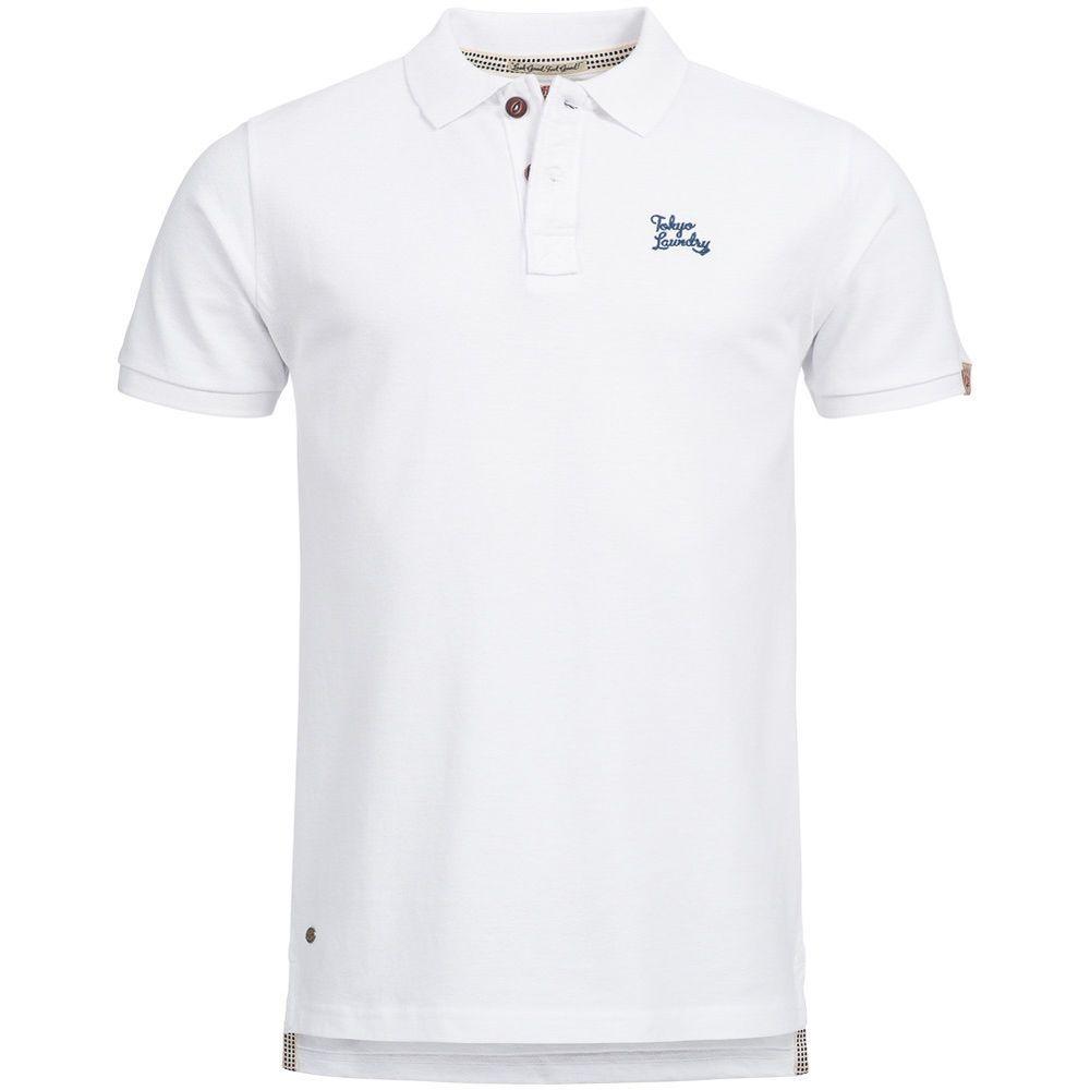 Tokyo Laundry Penn State Polo Shirt Large White Td181 Ae 04 Fashion