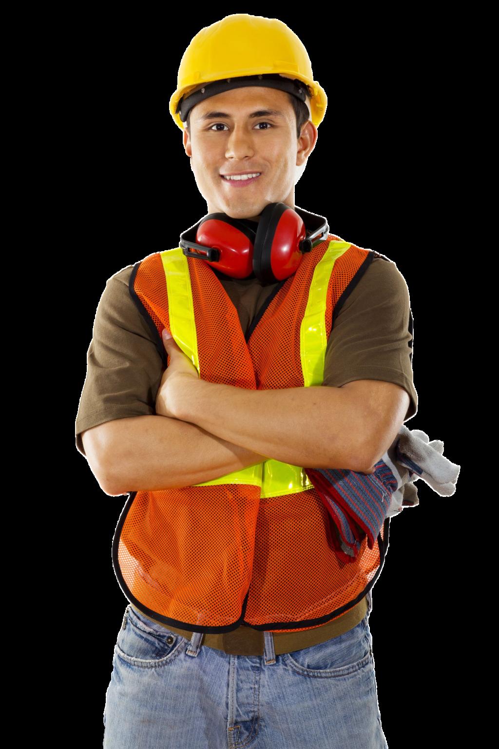 construction worker Homens