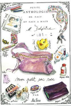 Petite Anthologie de Sacs et Sacs à Main by Nathalie Lecroc