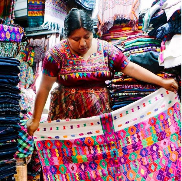 San Pedro Sacatepéquez Huipil | CULTURE | Textile art, Blouse