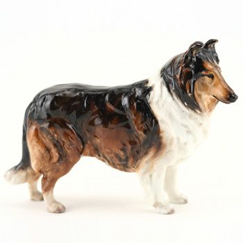 Royal Doulton Dog Collie Hn1059 Collie Dogs Dog Figurines