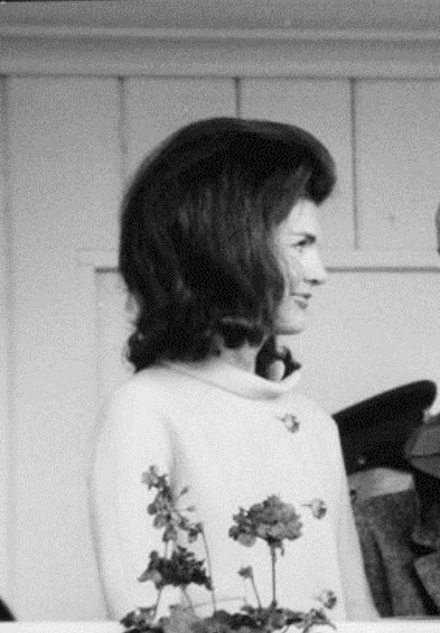 Jacqueline in Ireland, 1967