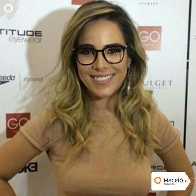 6aa31b0fd Óculos Atitudes - Linha Wanessa Camargo | Wanessa Forever | Óculos