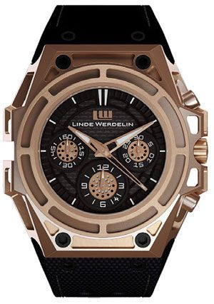 Linde Werdelin introduces the SpidoSpeed Gold. A limited ...