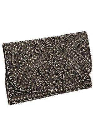 Zoe Beaded Clutch Bag Http Www Very Co Uk 1216457425 Prd