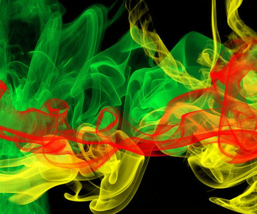 Rasta Smoke By Tweakizcnfuzd On Deviantart Cool Rasta Wallpapers Rasta Rasta Colors