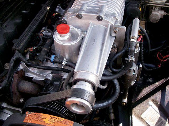 4 0l Jeep Xj Cherokee Supercharger Kit 4wheel Off Road